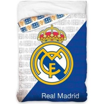 Casa Unisex bambino Copripiumino Real Madrid RM192011 Azul