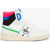 Scarpe Donna Sneakers alte Chiara Ferragni Sneakers Bianco