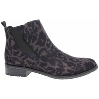 Scarpe Donna Sneakers alte Marco Tozzi 222532133241 Nero, Marrone