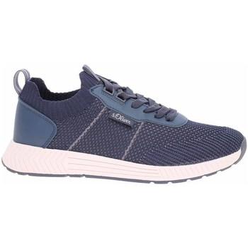 Scarpe Uomo Sneakers basse S.Oliver 551360326805 Blu marino