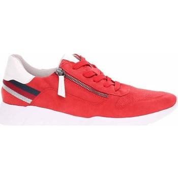 Scarpe Donna Sneakers basse Jana 882372826555 Rosso