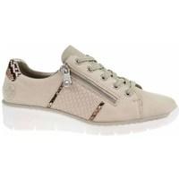 Scarpe Donna Sneakers basse Rieker 5371160 Beige