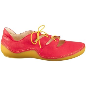 Scarpe Donna Sneakers basse Think Kapsl Fire Rosso