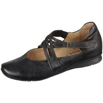Scarpe Donna Sneakers basse Think Chilli Nero