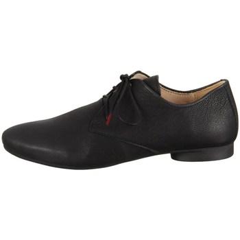 Scarpe Donna Sneakers basse Think Guad Texano Calf Veg Nero