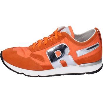 Scarpe Donna Sneakers basse Rucoline BH534 Arancione