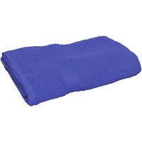 Casa Asciugamano e guanto esfoliante Towel City 30 cm x 50 cm RW2880 Blu reale