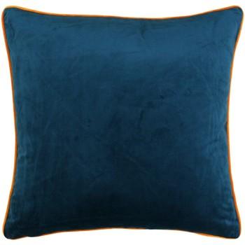 Casa Fodere per cuscini Riva Home 55 x 55 cm Azzurro/Arancione