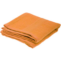 Casa Asciugamano e guanto esfoliante Jassz 30 x 50 cm Arancio