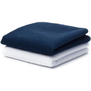 Casa Asciugamano e guanto esfoliante Towel City 30 cm x 50 cm RW4455 Blu navy