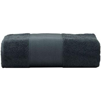 Casa Asciugamano e guanto esfoliante A&r Towels RW6037 Grafite