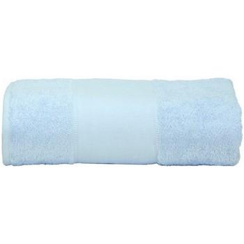 Casa Asciugamano e guanto esfoliante A&r Towels RW6037 Azzurro