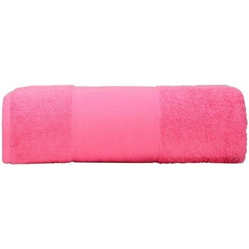 Casa Asciugamano e guanto esfoliante A&r Towels Taille unique Rosa