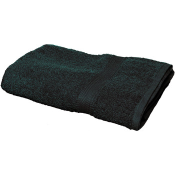 Casa Asciugamano e guanto esfoliante Towel City RW1578 Nero