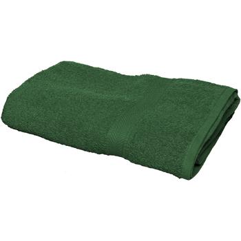 Casa Asciugamano e guanto esfoliante Towel City RW1578 Verde foresta