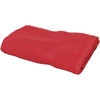 Casa Asciugamano e guanto esfoliante Towel City RW1578 Rosso