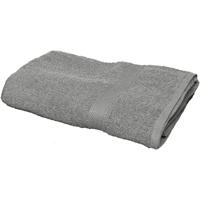 Casa Asciugamano e guanto esfoliante Towel City Taille unique Grigio acciaio