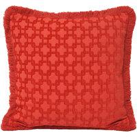 Casa Fodere per cuscini Riva Home 45x45cm Corallo