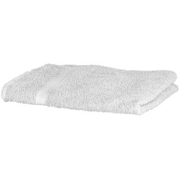 Casa Asciugamano e guanto esfoliante Towel City Taille unique Bianco
