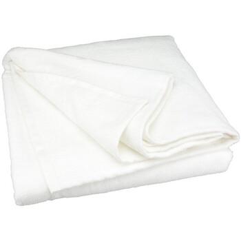 Casa Telo mare A&r Towels 70 cm x 140 cm Bianco