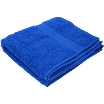 Casa Asciugamano e guanto esfoliante Jassz Taille unique Blu reale
