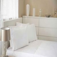 Casa Lenzuolo Belledorm Single BM291 Bianco