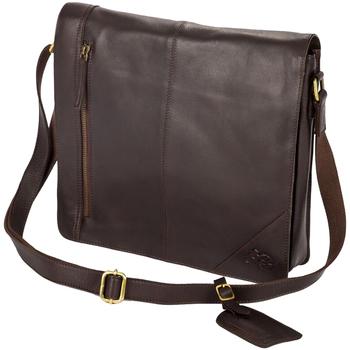 Borse Bambino Cartelle Eastern Counties Leather  Marrone