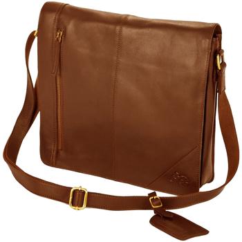 Borse Bambino Cartelle Eastern Counties Leather  Marrone chiaro