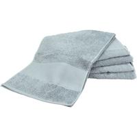 Casa Asciugamano e guanto esfoliante A&r Towels RW6038 Antracite