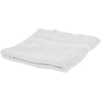 Casa Asciugamano e guanto esfoliante Towel City RW1586 Bianco