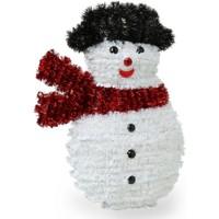 Casa Decorazioni natalizie Christmas Shop RW3831 Pupazzo di Neve