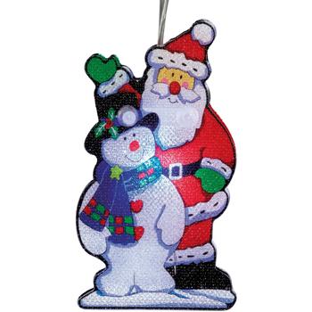 Casa Decorazioni natalizie Christmas Shop RW5082 Multicolore
