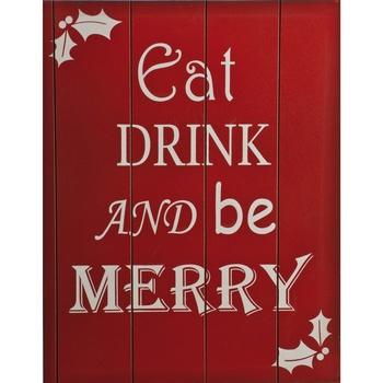 Casa Decorazioni natalizie Christmas Shop RW5111 Rosso