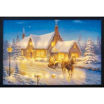 Casa Decorazioni natalizie Christmas Shop RW5112 Multicolore