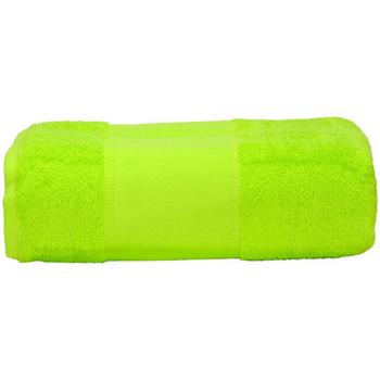 Casa Asciugamano e guanto esfoliante A&r Towels Taille unique Verde lime