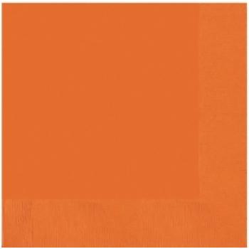 Casa Unisex bambino Tovaglia Amscan Taille unique Arancione