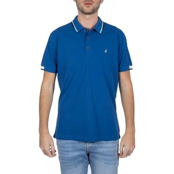Abbigliamento Uomo Polo maniche corte Navigare NV82113-272 Blu