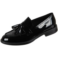 Scarpe Donna Mocassini Vagabond Shoemakers Amina Black Lack Nero
