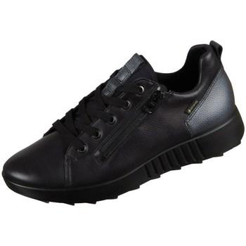 Scarpe Donna Sneakers basse Legero Essence Nero
