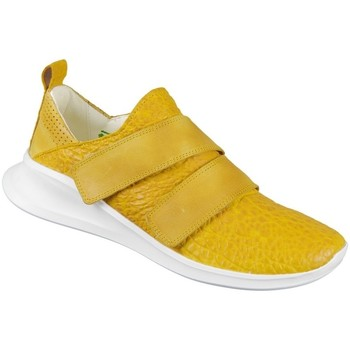 Scarpe Donna Sneakers basse Think Waiv Giallo