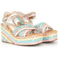 Scarpe Donna Sandali Azarey 535E506_MULTICOLOR Multicolor