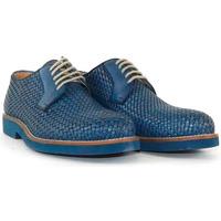 Scarpe Derby Exton 2192_JEANS Blu