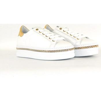 Scarpe Donna Sneakers basse Gio + G110A Bianco