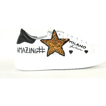 Scarpe Donna Sneakers basse Gio + G13A Bianco