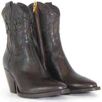 Scarpe Donna Stivaletti Curiosite' 1361 Testa di moro