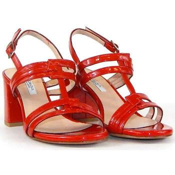 Scarpe Donna Sandali L' Amour l_amour_953_vernice_rosso Rosso