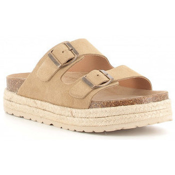 Scarpe Bambina Ciabatte Obi Shoes 3052 Beige