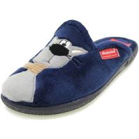 Scarpe Bambino Pantofole Diamantino ALA87865 BLU