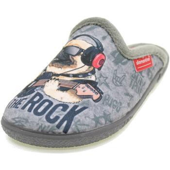 Scarpe Bambino Pantofole Diamantino ALA8798 GRIGIO