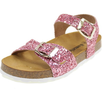 Scarpe Bambina Sandali Diamantino EG62GR ROSA